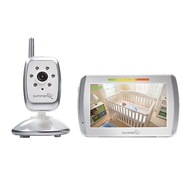 summer infant 29000a wireless wide view digital color video baby monitor ni. Black Bedroom Furniture Sets. Home Design Ideas