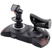 Thrustmaster® 2960703 T.Flight Hotas X Gaming Joystick for PlayStation 3, USB, Black