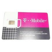 T-Mobile ZZZ260R050 4G LTE Unactivated Tri Sim Card