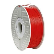 Verbatim® 55253 1.75mm Red PLA Filament for 3D Printer