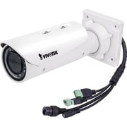 VIVOTEK IB8382-T Wired Bullet Outdoor Network Camera, Night Vision, White/Black