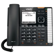 VTech® VSP736 ErisTerminal® 6 Lines SIP Deskphone, Cordless, Office Phones
