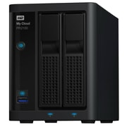 WD® Pro Series WDBBCL0080JBK-NESN 8TB HDD 2 Bays Media Server