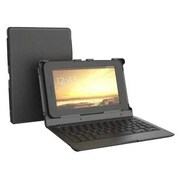 """Zagg® Auto-Fit ANS8IN-BB0 Folio Keyboard/Cover Case for 8"""" Samsung Galaxy Note, Black"""