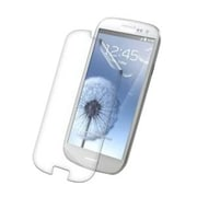 "Zagg® InvisibleSHIELD HDSAMGALS3EUS 4.8"" Screen Protector for Galaxy S3"