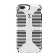 Speck® CandyShell® Grip Case for iPhone 7 Plus, White/Black (79242-1909)