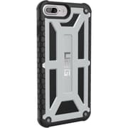 Urban Armor Gear Monarch Case for iPhone 7/6s/6 Plus, Platinum (IPH7/6SPLS-M)