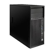 HP® Z240 Tower Workstation, Intel Core i7-6700K, 256GB SSD, 16GB, Windows 10 Pro 64, Black