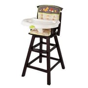 Summer Infant® Classic Comfort High Chair, Fox & Friends (22233)