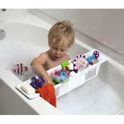 KidCo® Bath Storage Basket, White (S372)