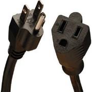 Tripp Lite Heavy-Duty Power Extension Cord, 15' (P024-015)