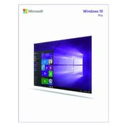 Microsoft Windows 10 Professional 32/64-bit Software License, 1 License, Download (FQC-09131)