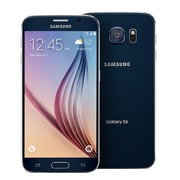 Samsung Galaxy S6 Unlocked Smartphone, 32GB, Black Sapphire (SM-G920)