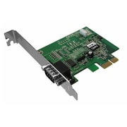 SIIG® CyberSerial JJ-E10011-S3 1-Port PCI Express Serial Adapter