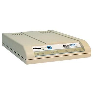 Multi-Tech® MultiVOIP MVP130 1-Channel VoIP Gateway