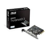 ASUS® Thunderbolt 2 Ports USB 3.1 Adapter Card (ThunderboltEX 3)