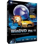 Corel WinDVD® v.11.0 Pro Software, 1 User, Windows, DVD (WDPR11ENMB)