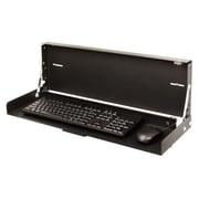 Rack Solutions® Wallmount Keyboard Tray, Black (104-2795)