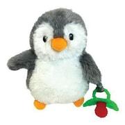 RaZbaby® RaZ-Buddy and Teether, Ethan Penguin (909-EPP)
