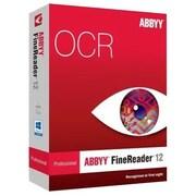 ABBYY FineReader v.12.0 Professional Edition Software, 1 User, Windows (FRPUW12B)
