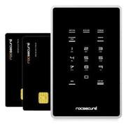 Rocstor® Amphibious X7 1TB SATA Portable External Hard Drive, Black