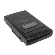 Supersonic® IQ Sound® SC-3100S Personal Cassette Recorder, Black