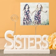 FashionCraft Lovely Sisters Picture Frame