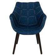 LeisureMod Milburn Arm Chair