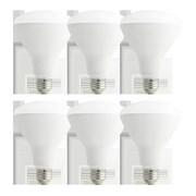GreenTech Environmental 11W E26/Medium LED Light Bulb Pack of 6
