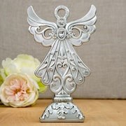 FashionCraft Stunning Angel Design Center Piece and Cake Topper