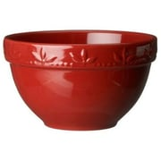Signature Housewares Sorrento 30 oz. Utility Bowl (Set of 4); Ruby