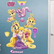 Fathead Disney Palace Pets - Rapunzel  - Disney - Princesses Wall Decal