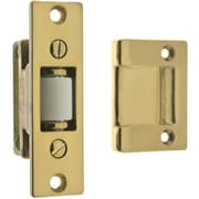idh by St. Simons Solid Brass Heavy Duty Silent Roller Latch w/ Square Strike