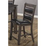 Best Quality Furniture 24'' Bar Stool (Set of 2)
