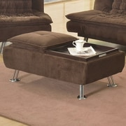 Best Quality Furniture Coffee Table w/ Tray Top