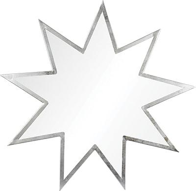 Ren-Wil North Star I Wall Mirror