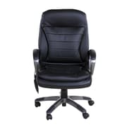 OneSpace High-Back Leather Excutive Chair