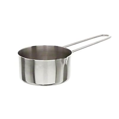 American Metalcraft 1/3 Cup Measuring Cup, Stainless Steel (MCW13) 2473535