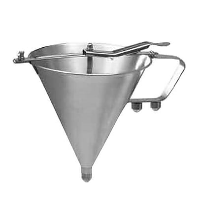 """""Winco Confectionery Funnel, 7 1/2"""""""" x 8 1/4"""""""", 8/Pack (SF-7)"""""" 2473810"