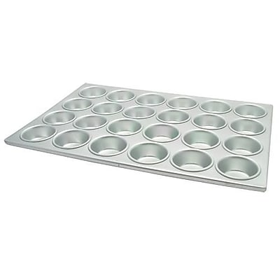 """""""""""Winco Muffin Pan, 2 3/4"""""""""""""""", 12/Pack (AMF-24)"""""""""""" 2473842"""