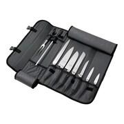 Mercer Cutlery Genesis® 10-Piece Forged Knife Case Set, High Carbon Steel (M21810)