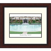 Campus Images NCAA Central Florida University Legacy Alumnus Lithograph Framed Photographic Print
