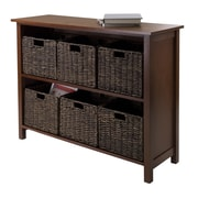 Luxury Home Granville 2 Section Storage Shelf