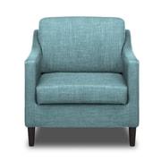 S2G Decker Arm Chair; Sea Foam