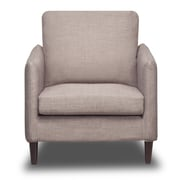 S2G Crosby Arm Chair; Flannel Grey