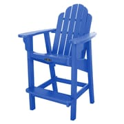 Pawleys Island Essentials Dining Arm Chair; Blue