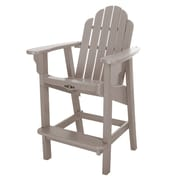Pawleys Island Essentials Dining Arm Chair; Weatherwood