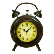 Cole & Grey Metal Clock