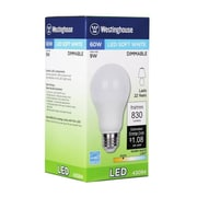 Westinghouse Lighting E26/Medium LED Light Bulb; 3000K