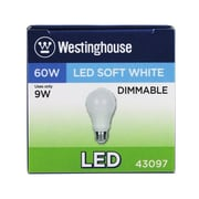 Westinghouse Lighting E26/Medium LED Light Bulb; 5000K